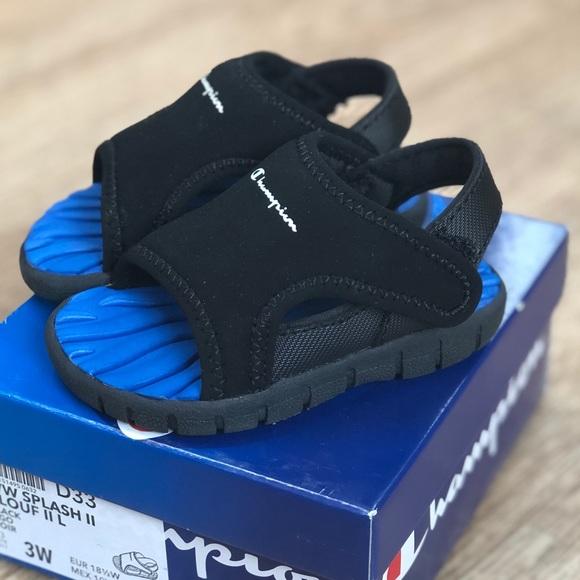 c1bcafd3286 Champion infant sandals